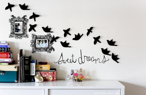 Wall Decor Ideas For Bedroom Tumblr : Have a break bright inspira??o decora??o quarto