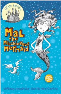 Mal The Mischevious Mermaid by Tiffany Mandrake