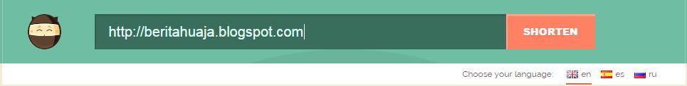 Shorte.st: Penyingkat URL Dengan Bayaran Tertinggi