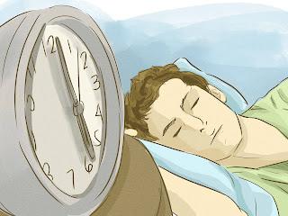 Cara mengatasi Susah Bangun Pagi