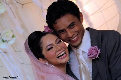 Gambar Perkahwinan Ayu Raudhah Dan Zaquan Adha