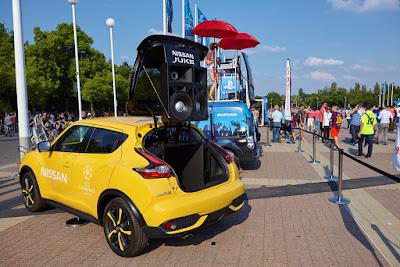 """Η Nissan, με την χορηγία της στο UEFA Champions League, πάει… """"ταμείο"""""""