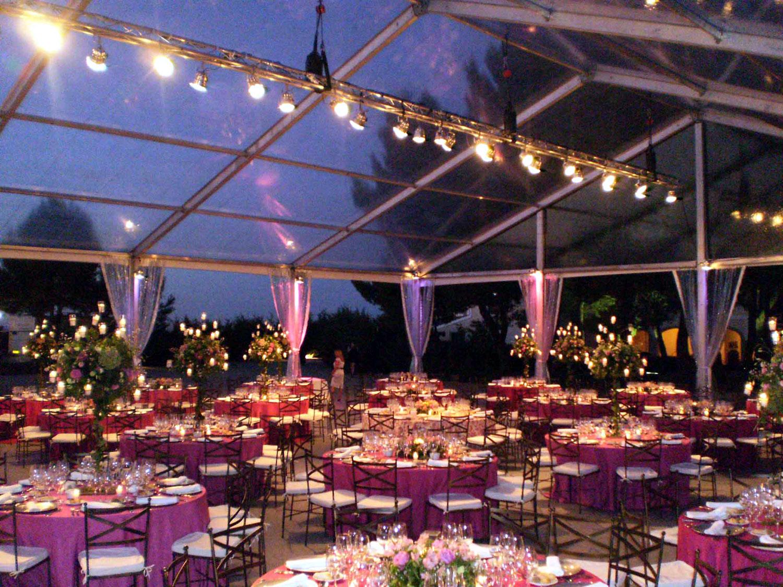 Iluminaci n sonido e imagen iluminaci n de carpas y jardines for Jardines pequenos con luces
