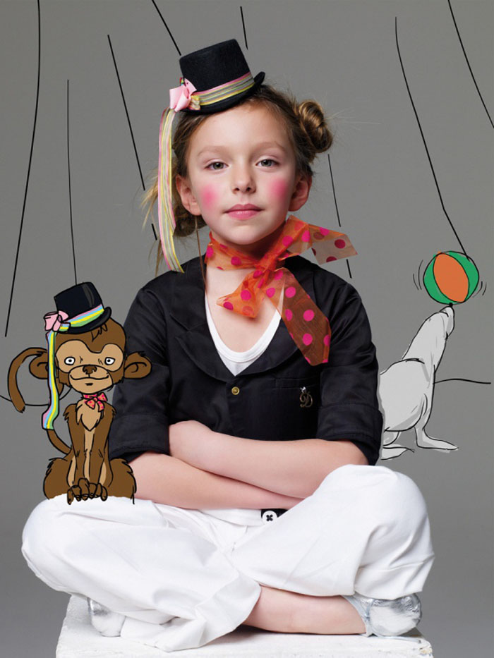 Kids Fashion Photography by Stefano Azario 66