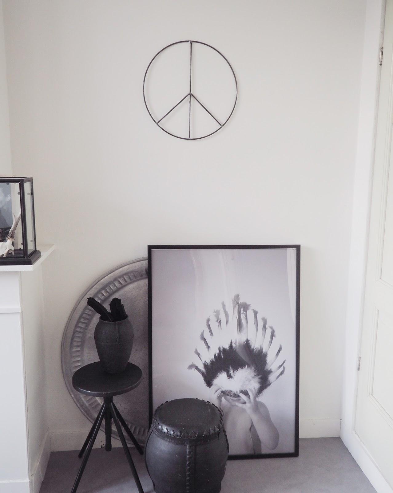 ophangen hangstoel kamer
