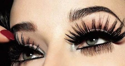 Tips How to Thicken and Lengthen the Eyelashes and Eyebrows