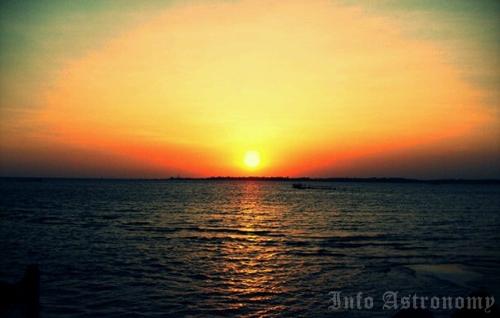 Bumi Mengelilingi Matahari atau Sebaliknya?