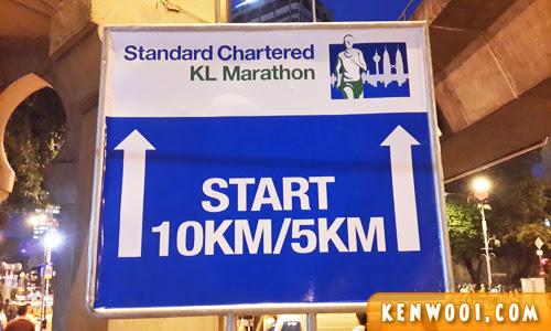 kl marathon 2013 sign