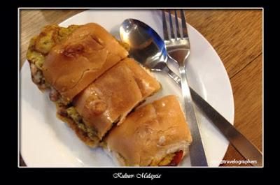 kuliner malaysia, cuisine, cullinary, food, melayu, roti john