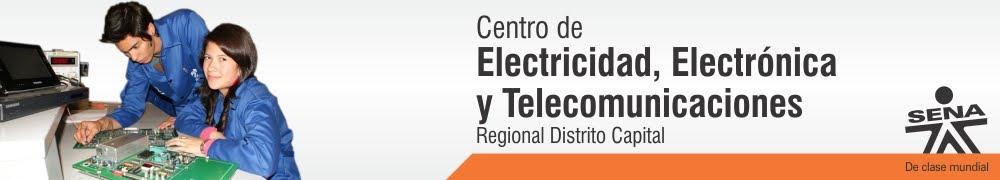 Centro Electricidad, Electrónica y Telecomunicaciones - SENA Regional Distrito Capital