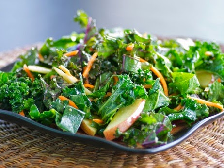 Green Salad, www.HealthyFitFocused.com