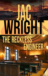 Jac Wright, Author, The Reckless Engineer