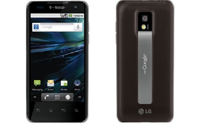 new LG G2x 4G Android Phone