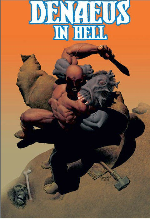 Richard Corben DEN