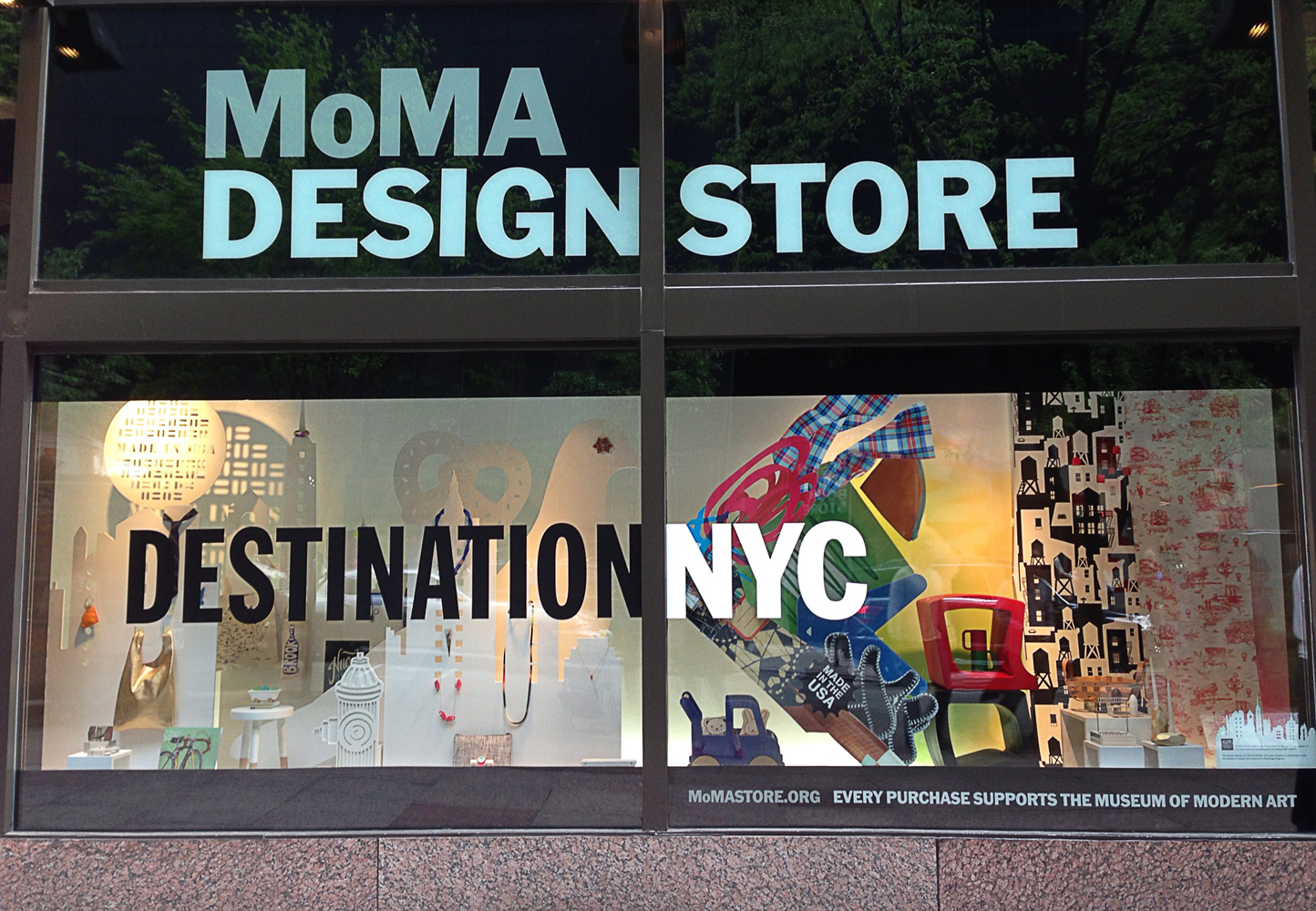 kate update destination nyc zipper jewelry at the museum of modern art 39 s design store. Black Bedroom Furniture Sets. Home Design Ideas