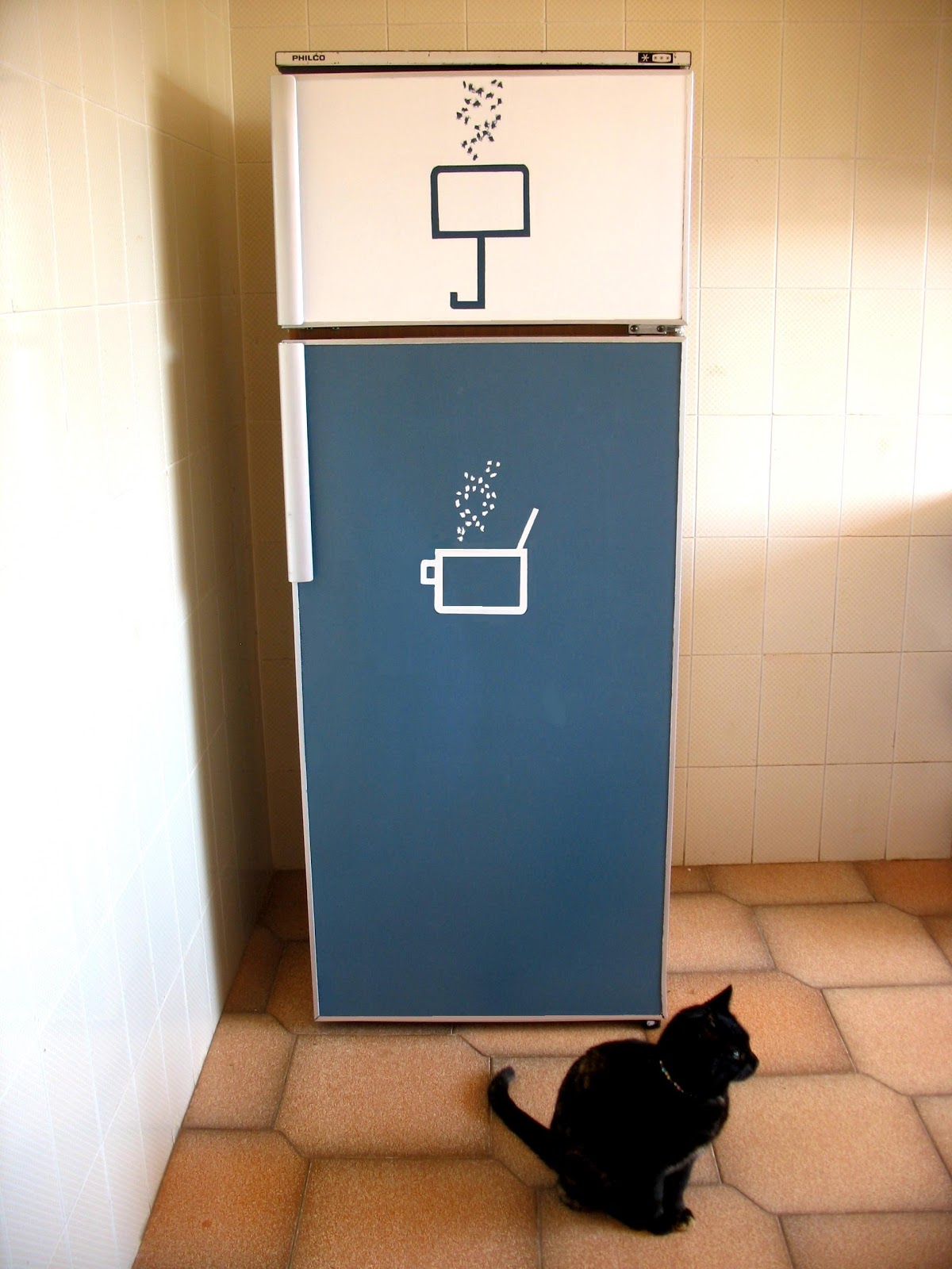 Second Life Of Objects Recycled Fridge