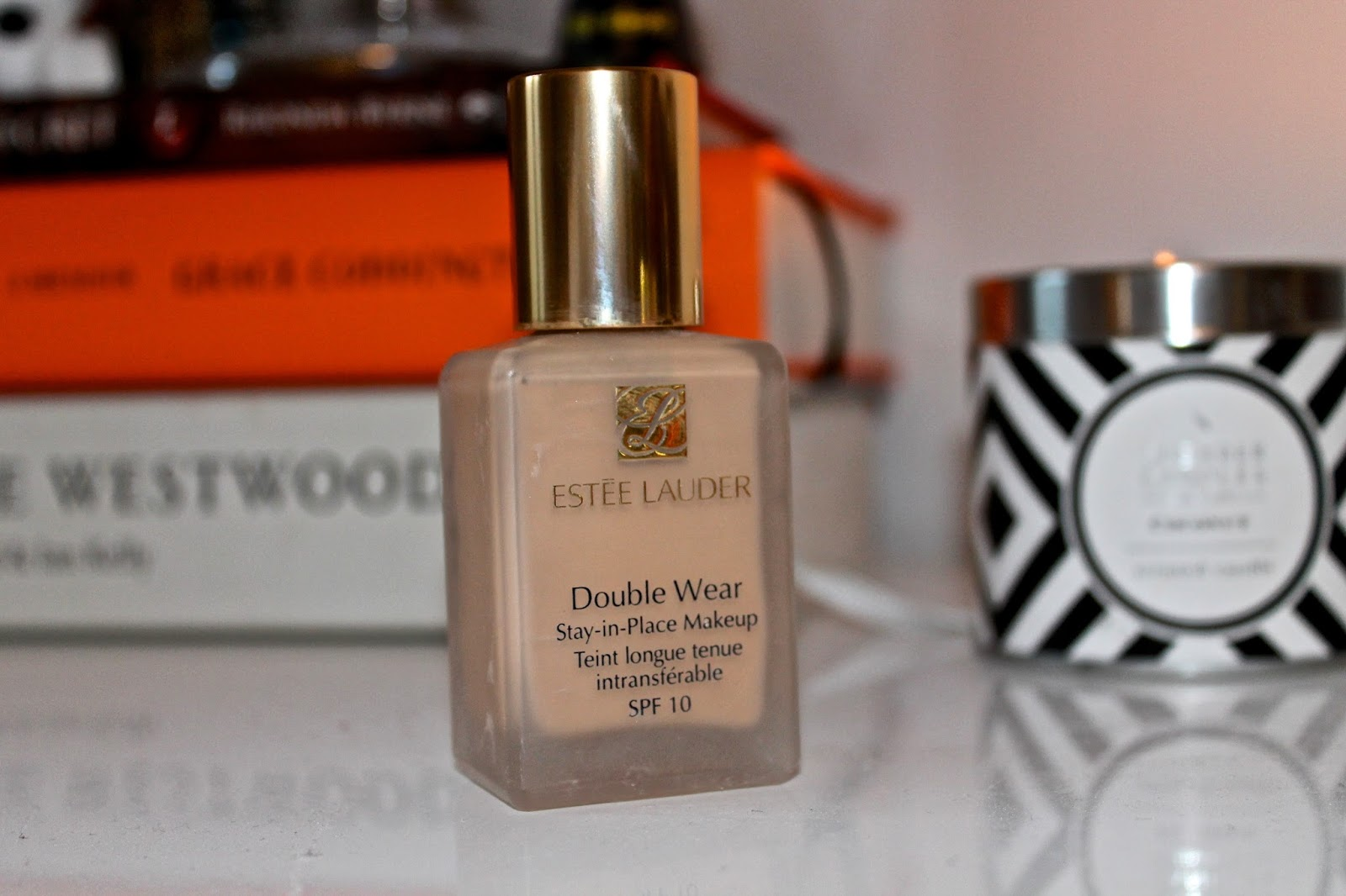 Review / Estee Lauder Double Wear Foundation