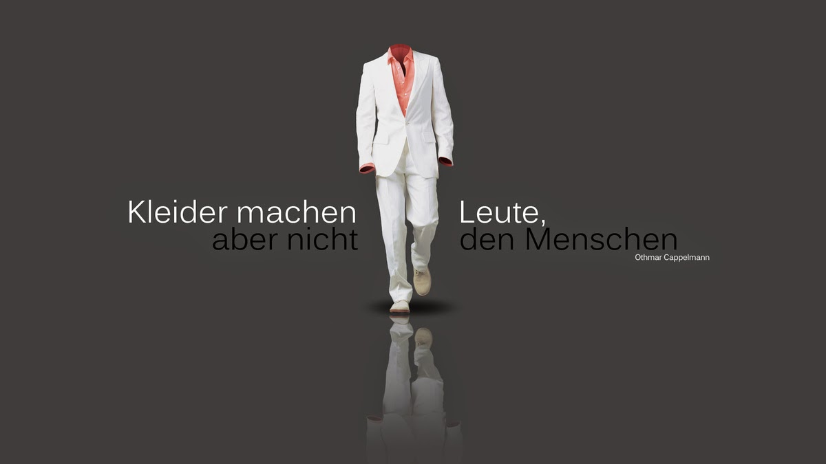 Kleider Machen Leute Von Gottfried Keller