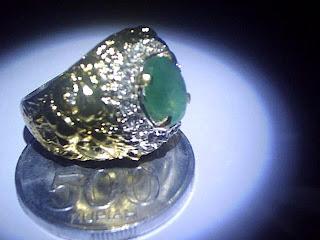 Batu Cincin Zamrud Brazil