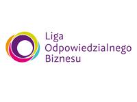 Logo Ligi Odpowiedzialnego Biznesu