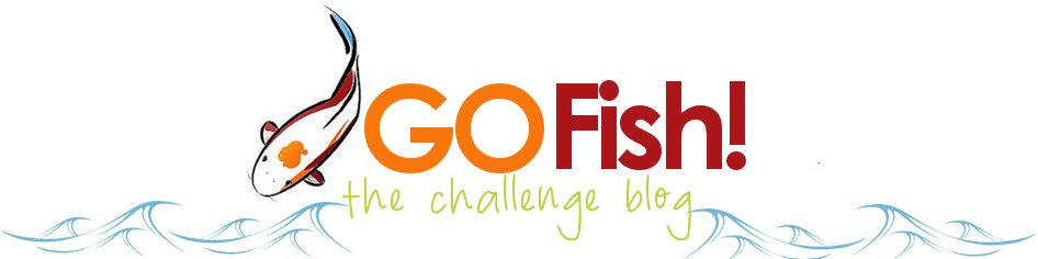 Go Fish Challenge Blog