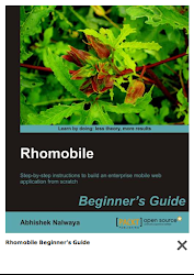 Rhomobile Book
