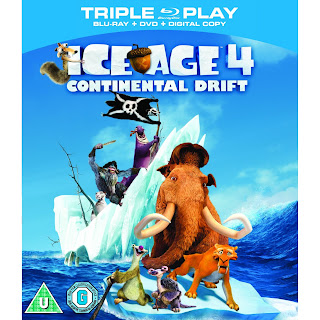 ice age, DVD