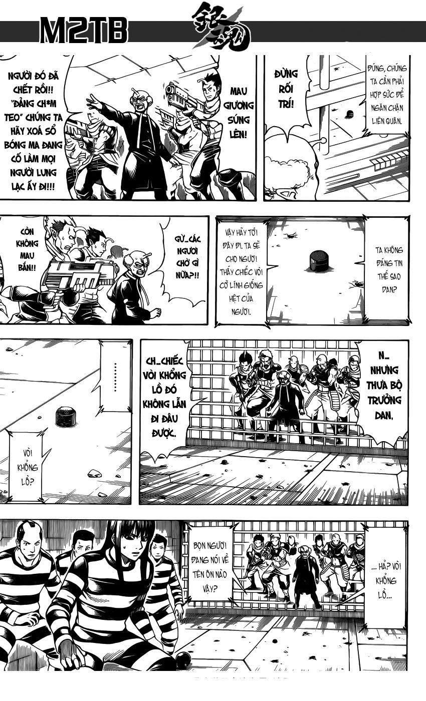 Gintama Chap 614 - Trang 9