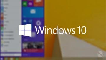 Windows 10,Microsoft