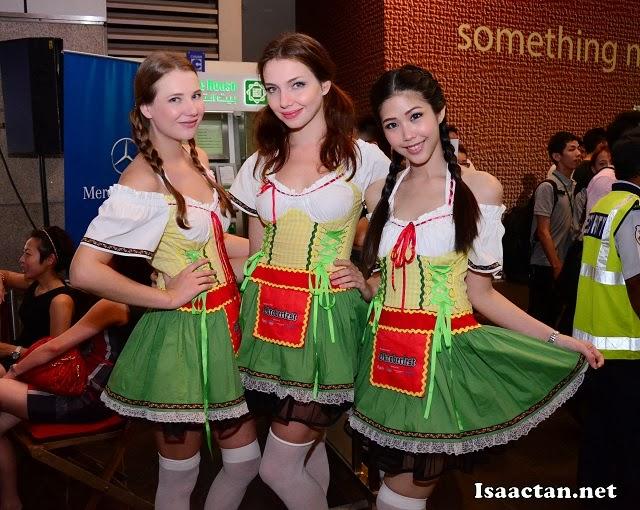 Carlsberg Malaysia Oktoberfest 2013 Media Launch