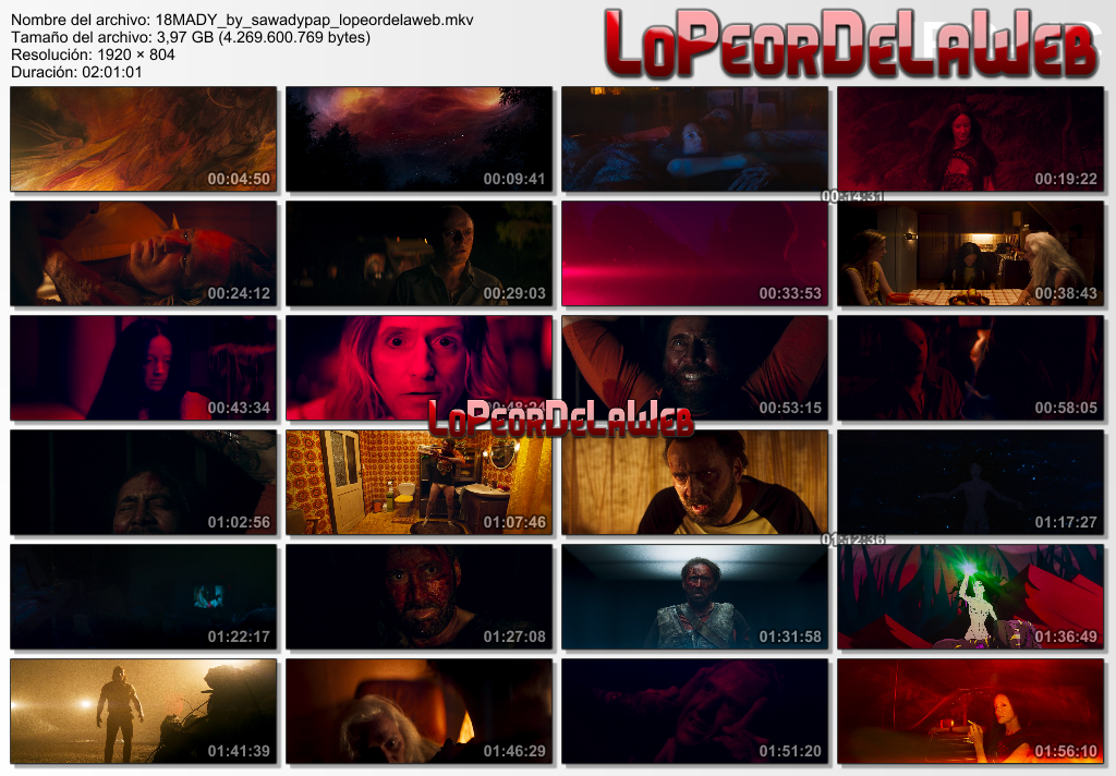 Mandy [2018] [BBRip 1080p] [Dual Audio]
