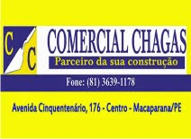 COMERCIAL CHAGAS