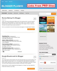 Bloggerplugins