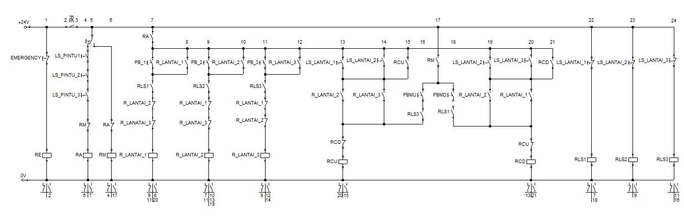 Belajar  Cara  Membuat  Rangkaian  Skematik  Download  Software  Plc  Elektronika  Listrik