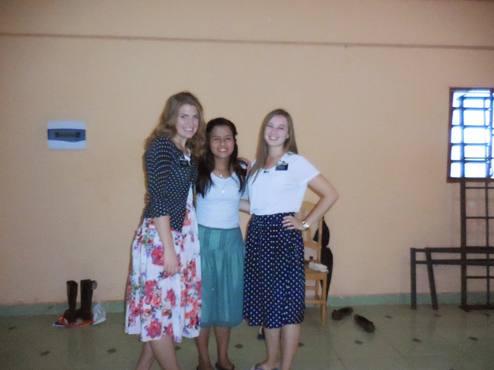 Companions #7 - Ciudad del Este, Paraguay (May 4,2015 - May 21,2015 )