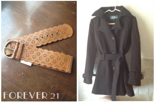 Forever 21 jacket