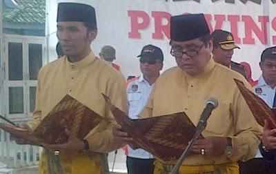 Pleno Selesai, Penetapan Cagub Terpilih Tak Dihadiri Tim HBA-EP