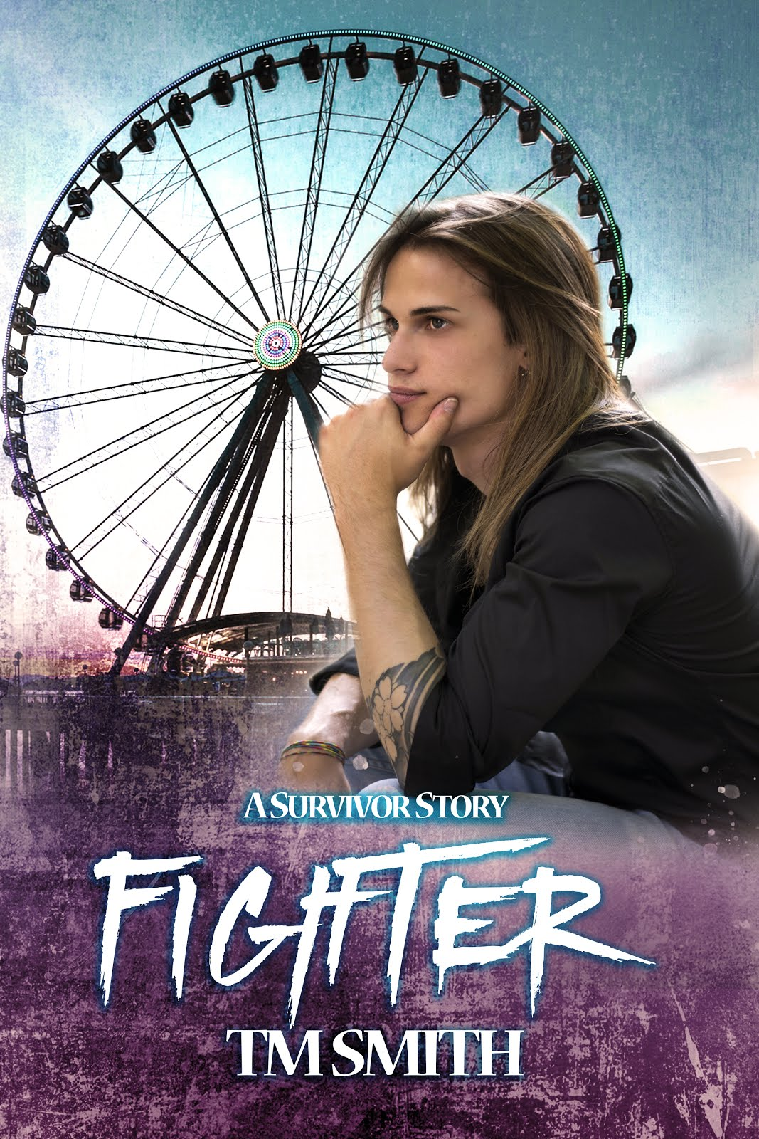 Fighter, the final book in the Survivor trilogy,  is on sale now!