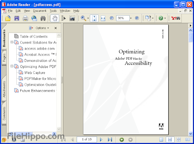 Free Download Reader 11.0 - Offline Installer