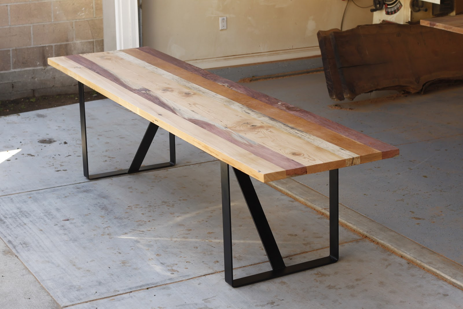 Reclaimed wood conference table customizable reclaimed for 10 foot conference table