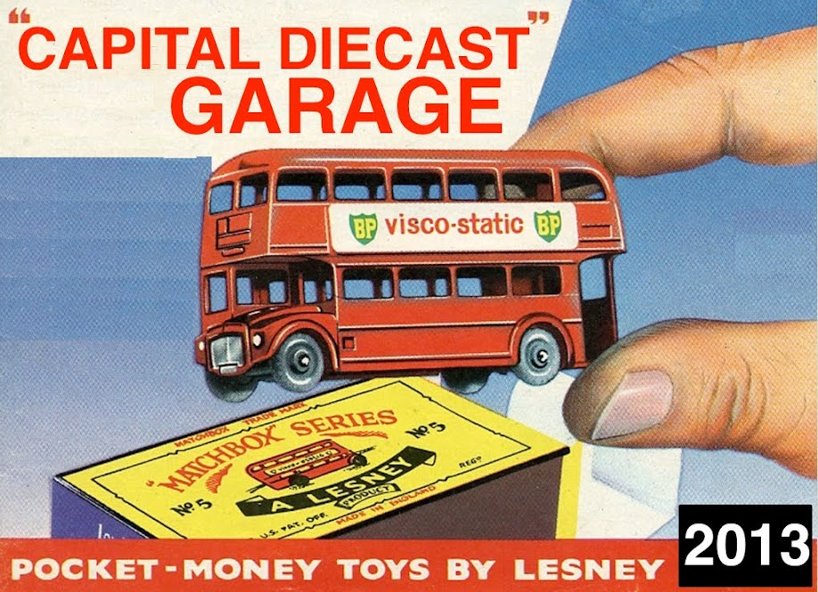 Capital Diecast Garage