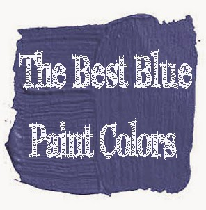 blue paint colors | different shades of blue | shades of blue discover them all on http://schulmanart.blogspot.com/2014/07/10-best-blue-paint-colors-for-your-home.html