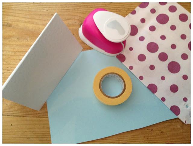Baby Feet Blue  DIY Party Supplies  Baby Shower DIY