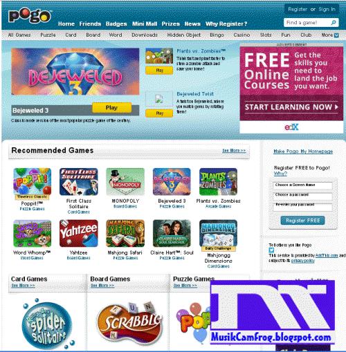 situs game online pogo