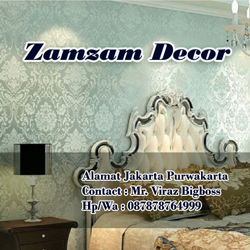 Distr Zamzam wallpaper