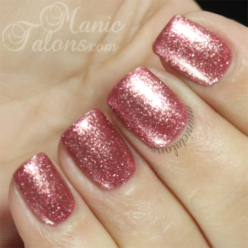 Madam Glam Gel Polish Bombshell (#162) Swatch
