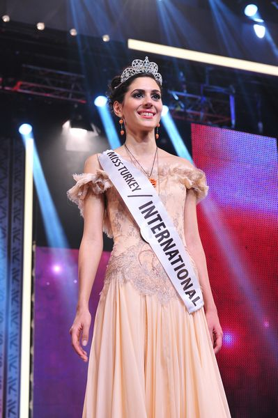 Miss Turkey International 2012 Meltem Tuzuner