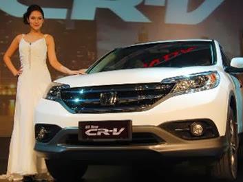 Kredit Honda CR-V Bandung