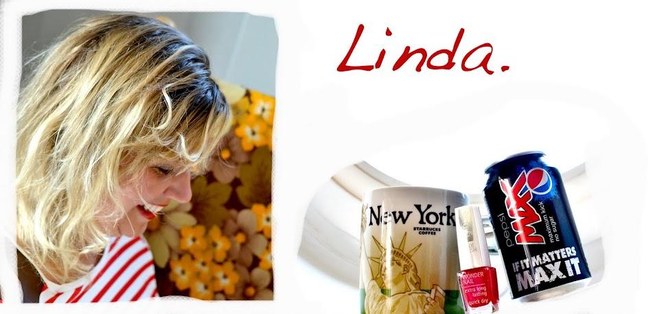 Linda och hennes världsförvandlande tankar
