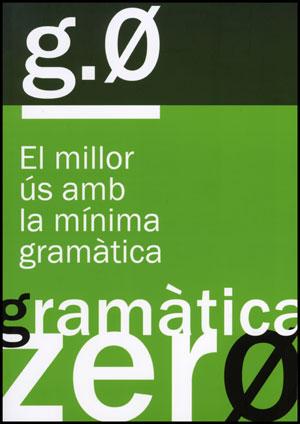 Gramàtica zero